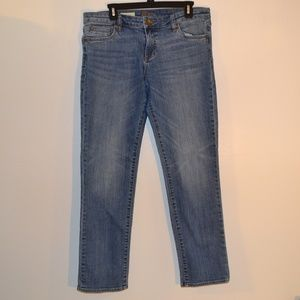 Kut from the Kloth Catherine jeans size 10
